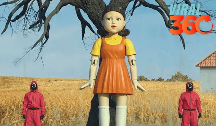 ¿Qué significa la muñeca de la serie El Juego del Calamar?