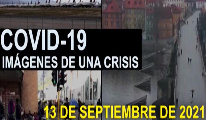 Covid-19 Imágenes de una crisis en el mundo del 13 de septiembre