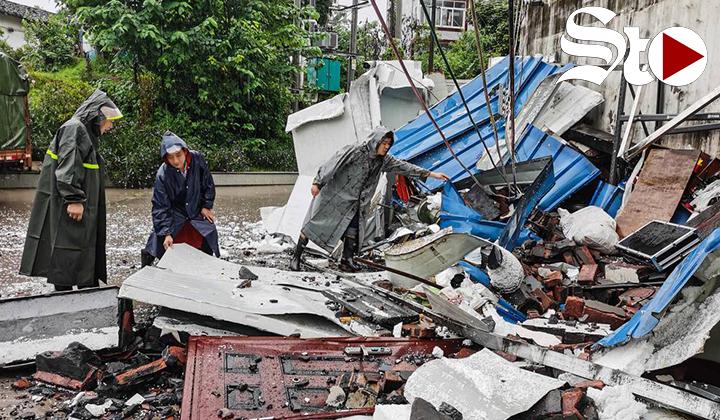 Sismo deja al menos 3 muertos y 60 heridos en China