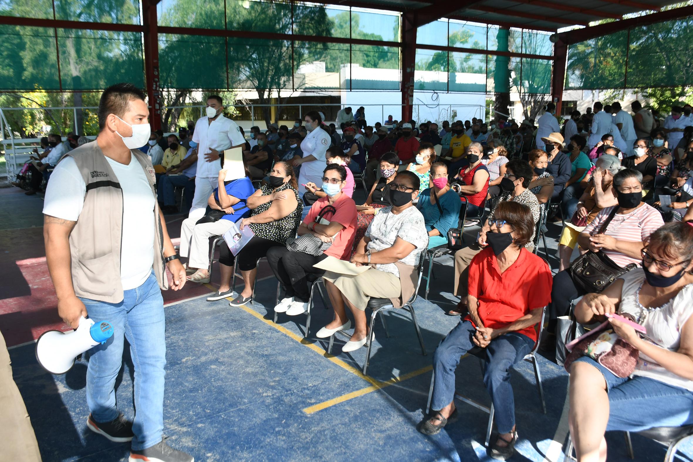 Inicia hoy vacunación antiCOVID para rezagados en Torreón