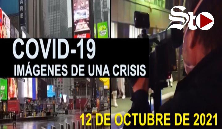 Covid-19 Imágenes de una crisis en el mundo del 12 de octubre