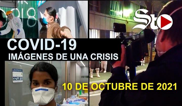 Covid-19 Imágenes de una crisis en el mundo del 10 de octubre