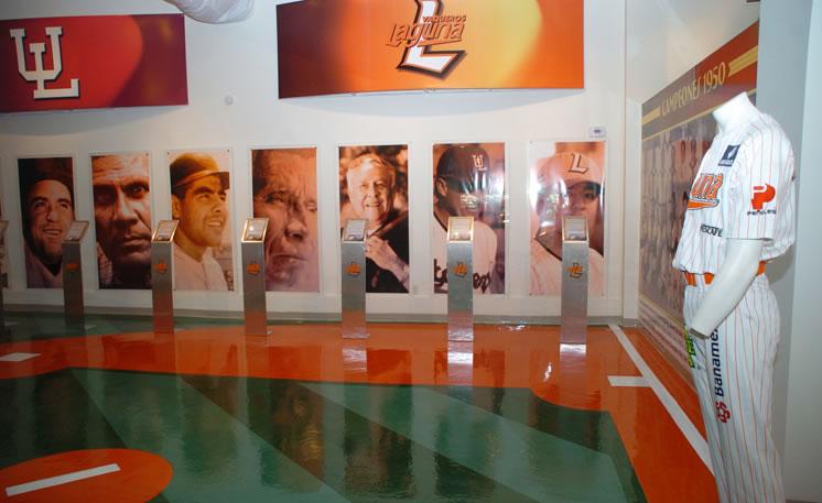 La Galería del Deporte Lagunero: