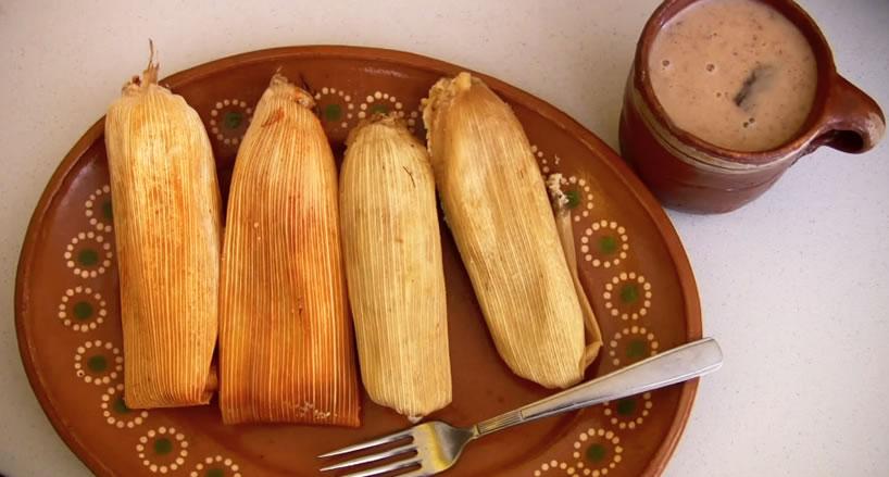 Tamales de Coahuila