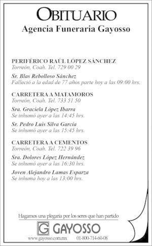 Desplegados El Siglo de Torreón