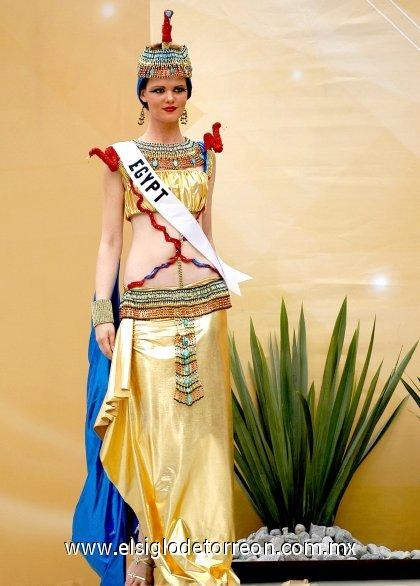 trajes tipicos de egipto