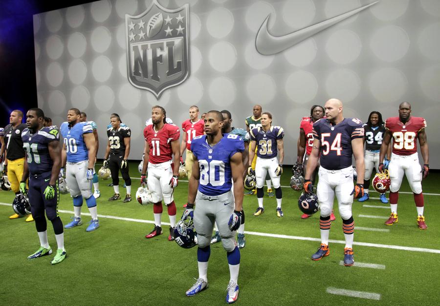 salomon marque - Presenta NFL nuevos uniformes para 2012 ? Galer��as de El Siglo de ...