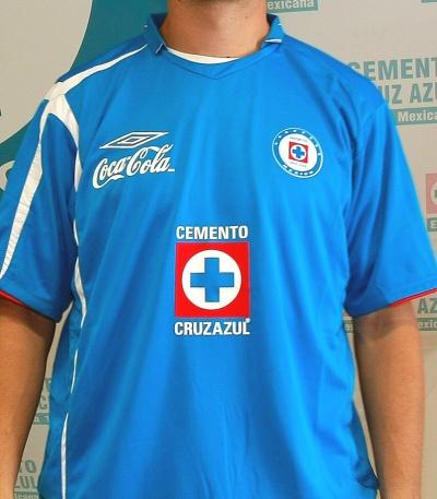 8ce3b4e02 Camiseta de Cruz Azul, la más bonita del mundo, El Siglo de Torreón