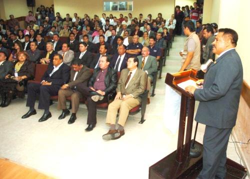 Rinde rector de Narro su segundo informe, El Siglo de Torreón