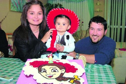 Daniela Cumple Un Año Siglo Torreón