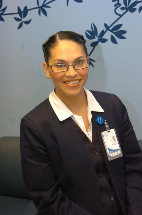 Hoy, es Día de la Enfermera Iliana Mendez Garcia
