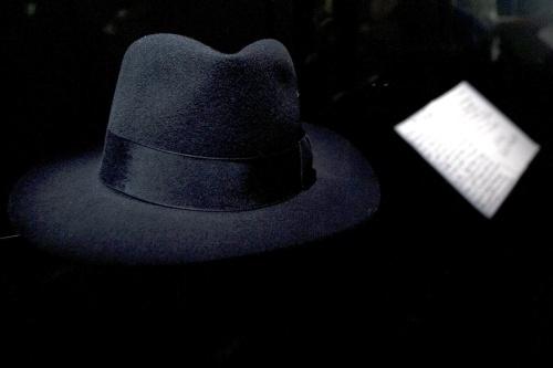 Subastarán en París sombrero de Jackson d9077955970
