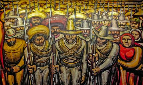 Recordara Los Antecedentes En El Muralismo Mexicano El Siglo De Torreon