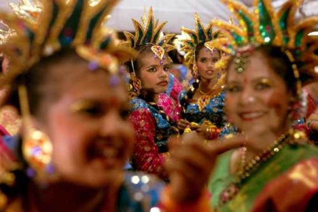 Desfile De Chingay En Singapur El Siglo De Torreon