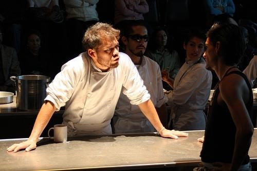 Proyectar teatro nazas 39 la cocina 39 de a wesker for Teatro la cocina