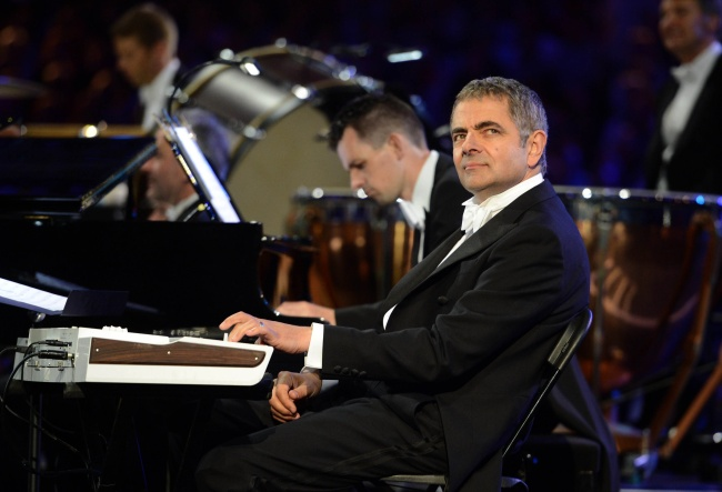 Mr Bean Presente En La Apertura Olímpica