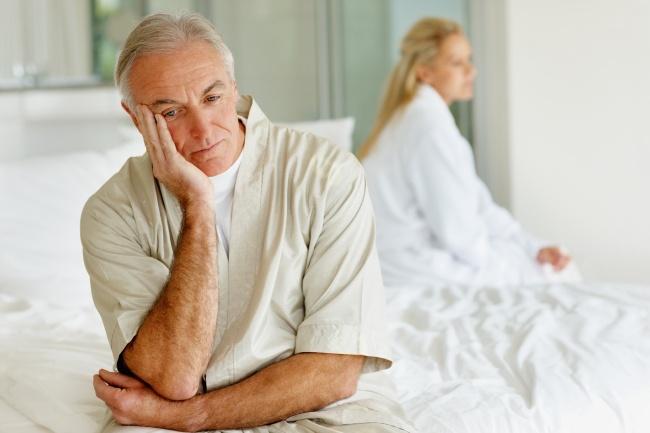 problemas de erección después de la testosterona