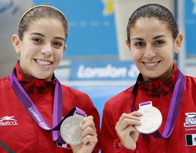 Paola desea hacer dupla con Alejandra Orozco