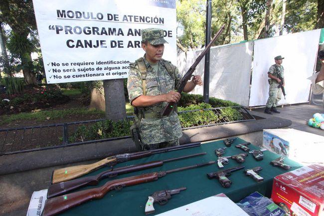 Tienen 2 3 Millones Permiso Para Armas El Siglo De Torreón