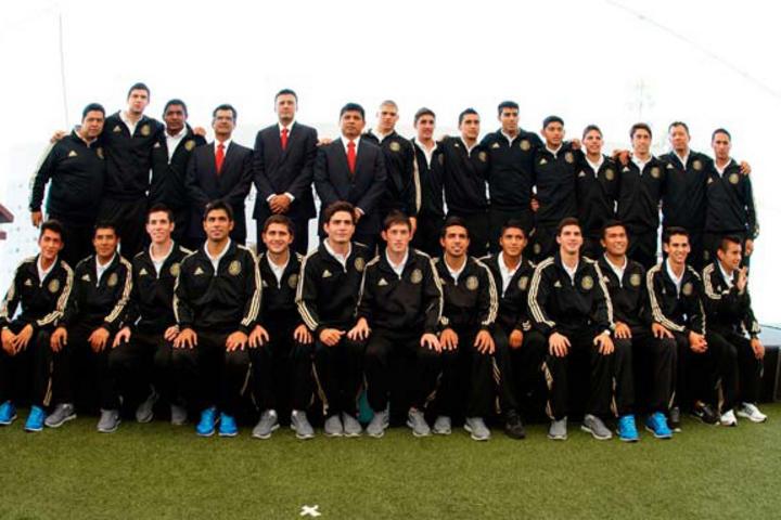 Tri Sub-20 llega a Toulon para defender el título
