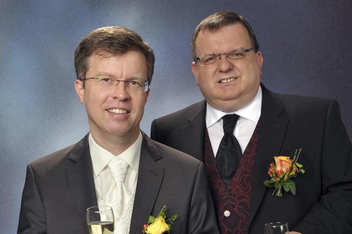 Primer Matrimonio Gay Catolico : Celebran primer u cboda gayu d en el estado de veracruz gracias a un