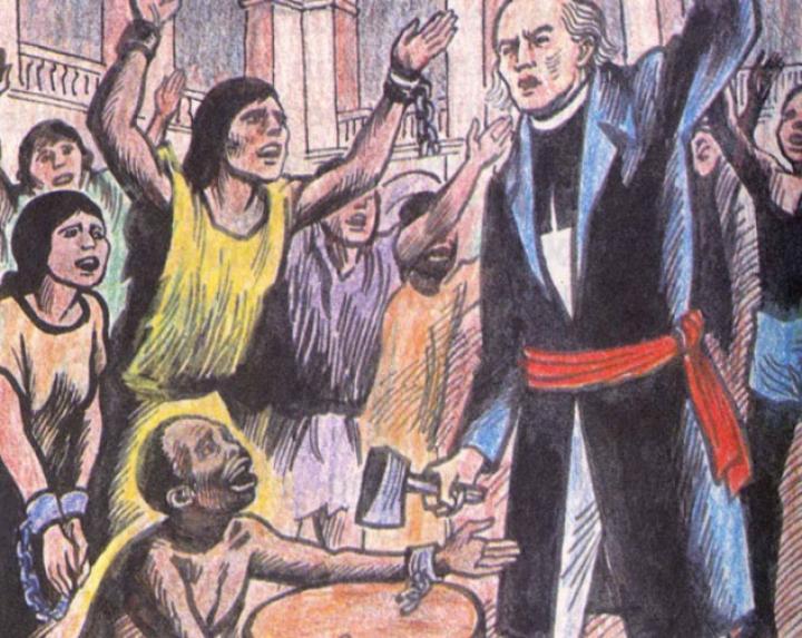 1810 El Cura Miguel Hidalgo Declara La Abolición De La