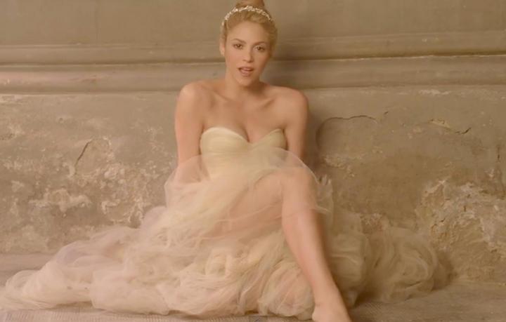 shakira, una sensual novia en nuevo video, siglo torreón