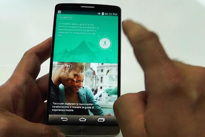 Lg lanza m vil con la mejor pantalla del mercado - La mejor campana extractora del mercado ...