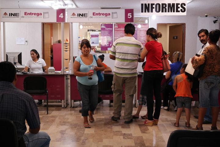 Se Duplica Afluencia En Módulos De Ine El Siglo De Torreón