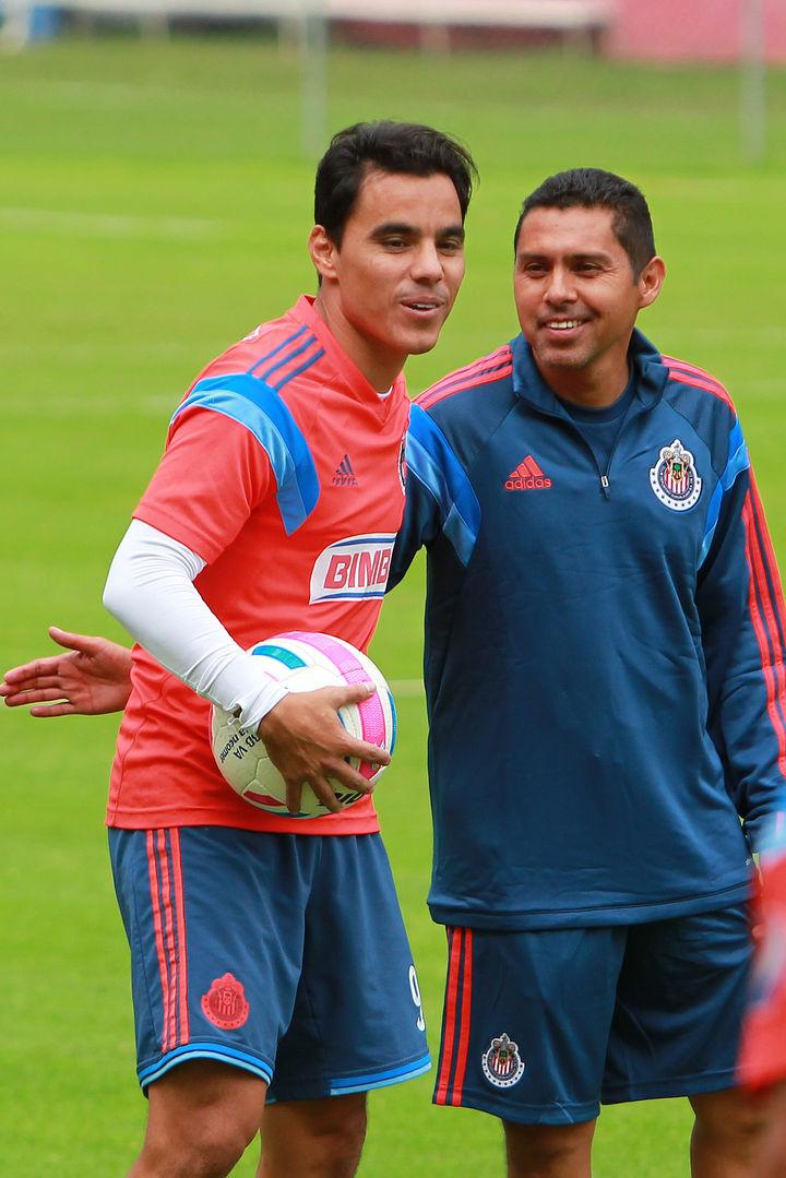 best website f265f 2b65d Emociona a Ramón Morales dirigir a Chivas como interino