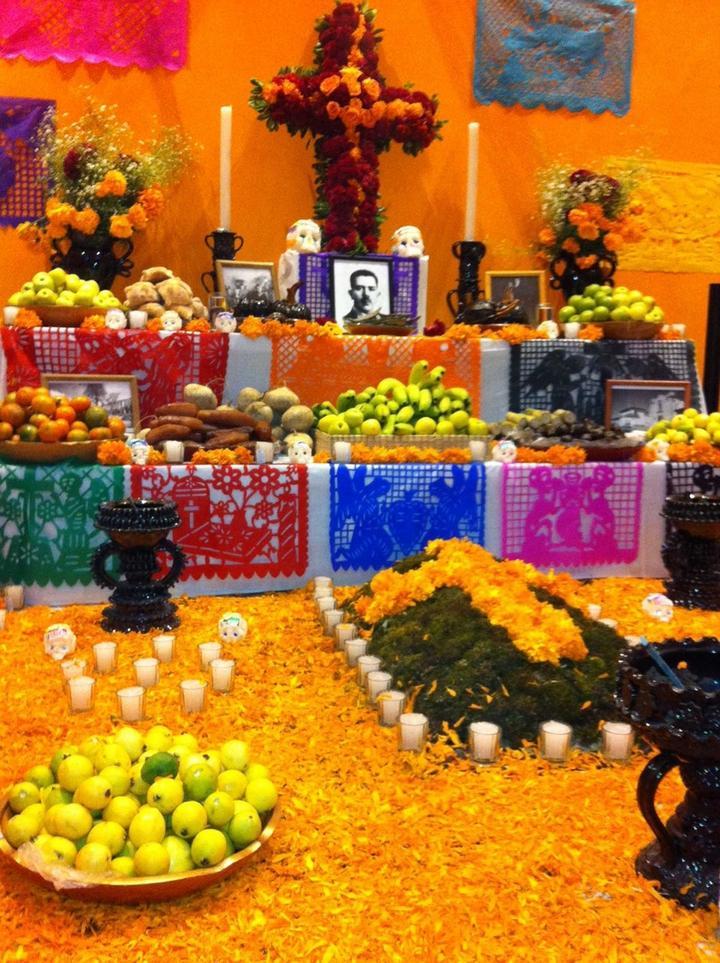 Los Altares De Muertos El Origen De La Tradición Mexicana El Siglo