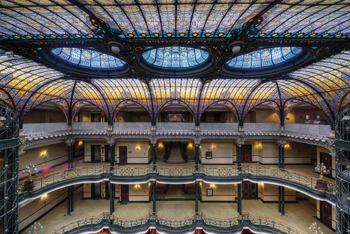 El art nouveau en m xico Art nouveau arquitectura