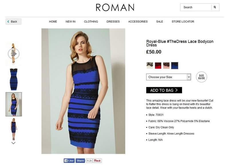 De Qué Color Ves El Vestido