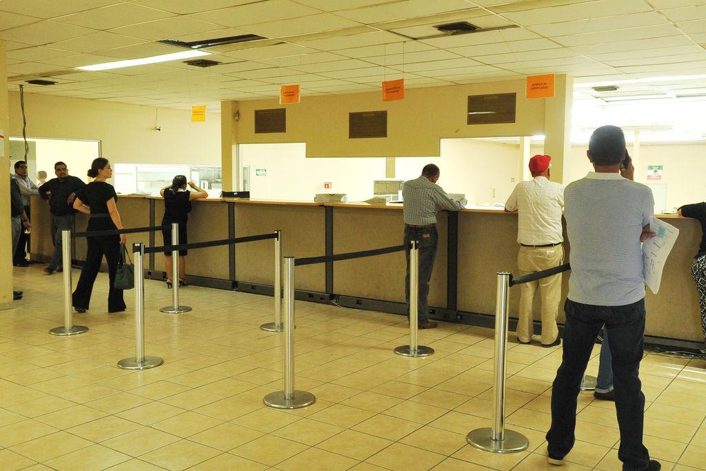 Urge nueva oficina de registro p blico for Oficina registro