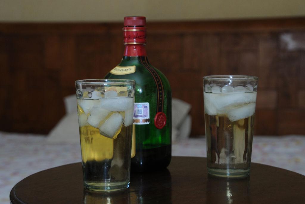 1 lugar por el alcoholismo