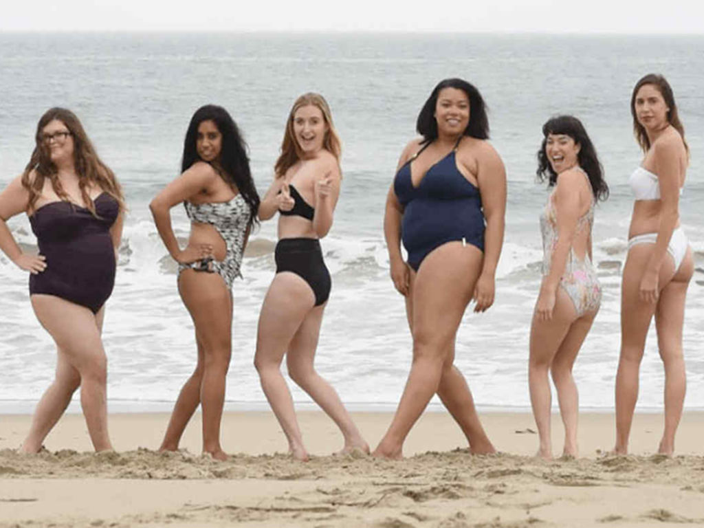 0355095021d2 Mujeres 'normales' usan trajes de baño de Victoria Secret, El Siglo ...