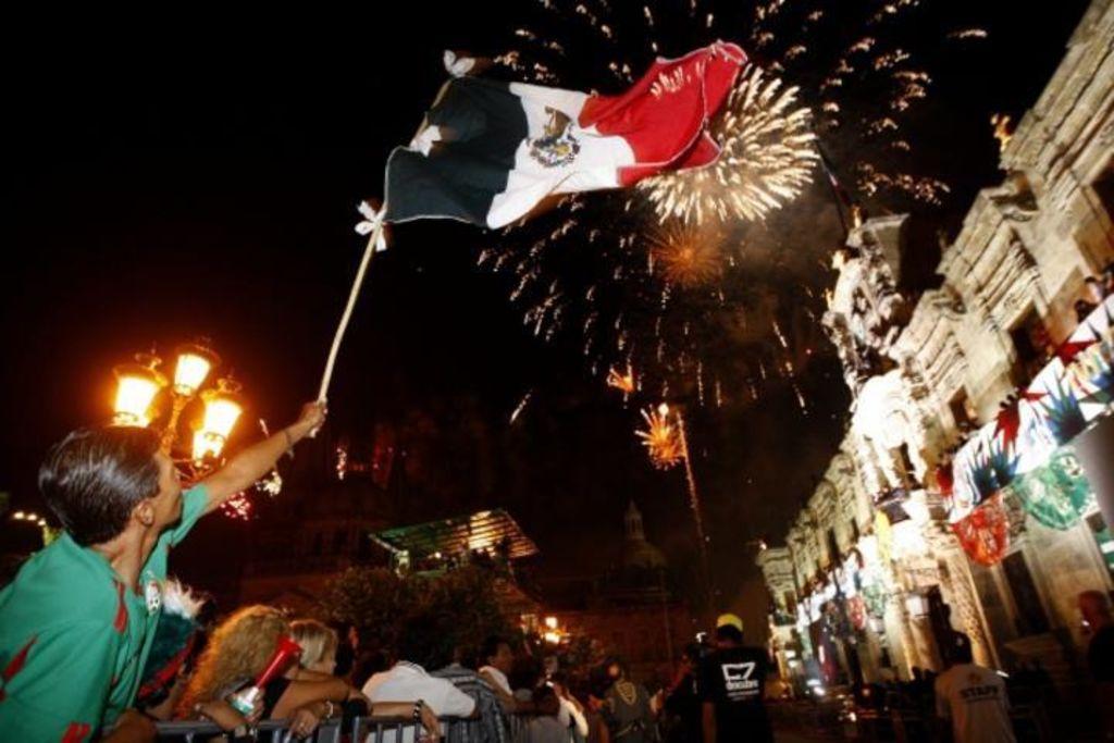 1845: Se celebra la primera ceremonia del 'Grito de ...