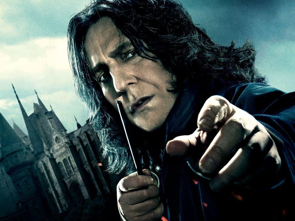 Fallece Alan Rickman El Profesor Snape De Harry Potter El Siglo