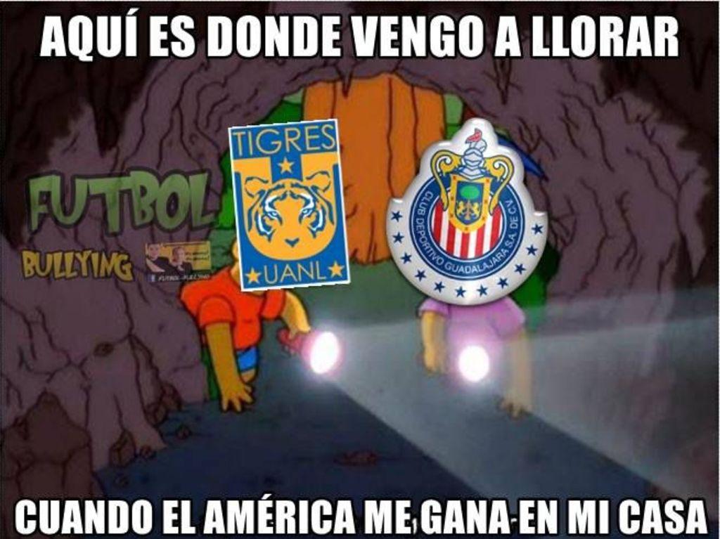 Tunden A Tigres Con Memes Tras Derrota El Siglo De Torreon
