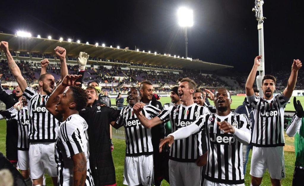 Juventus conquista 5to scudetto seguido tras revés de Napoli 7b5e14cb8720a