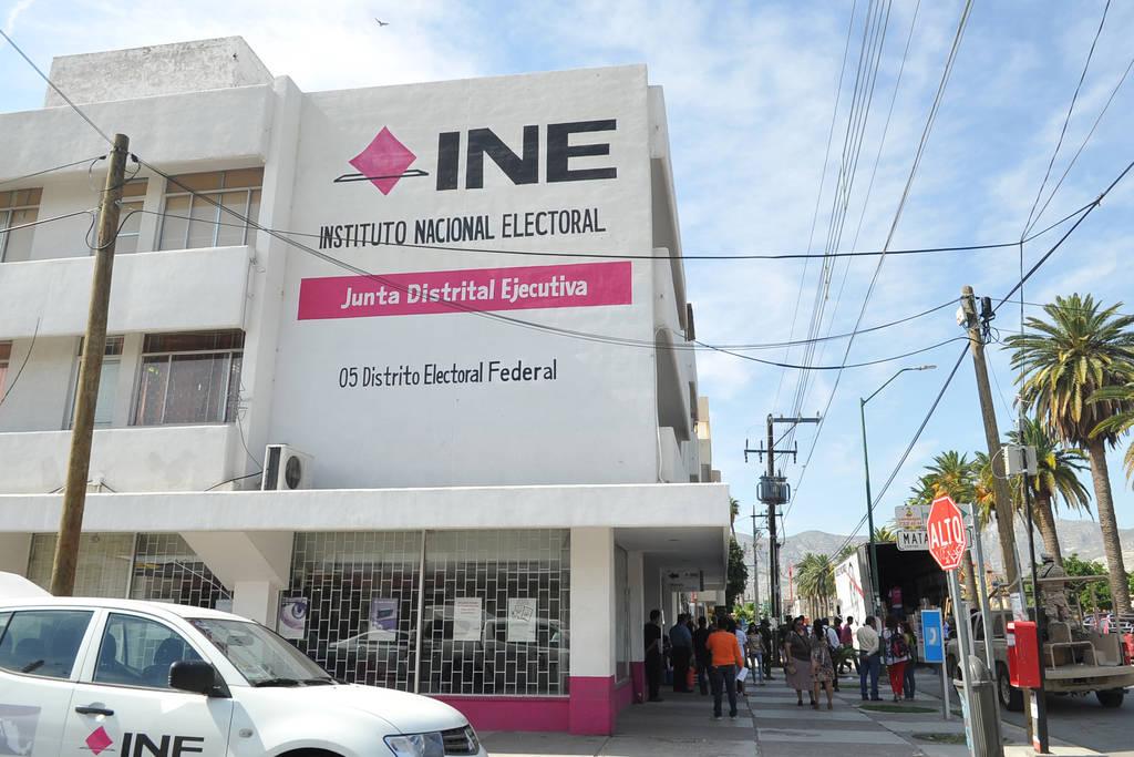 Cerrarán Módulos Del Ine El 5 De Mayo El Siglo De Torreón