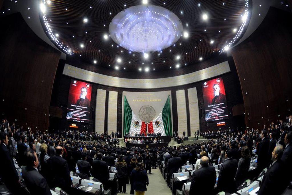 Avanzan leyes anticorrupci n en c mara de diputados for Camara de diputados leyes