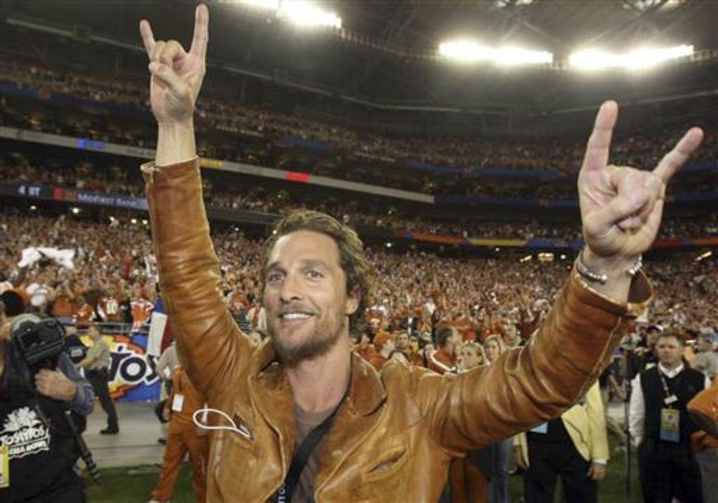 Matthew McConaughey impartirá curso de cine en Texas