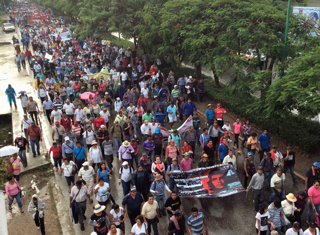 CNTE busca se le reconozca como sindicato independiente, El