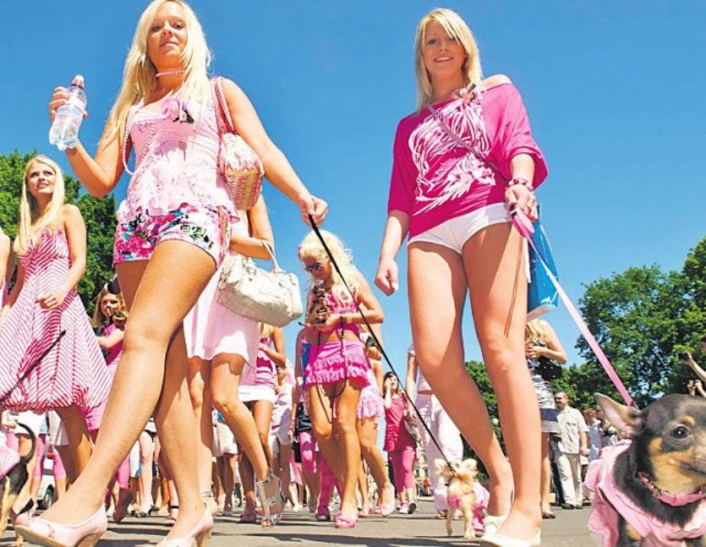 Contactos con mujeres de Letonia, chicas de Letonia,