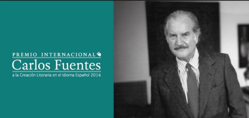 Image result for Premio Internacional Carlos Fuentes