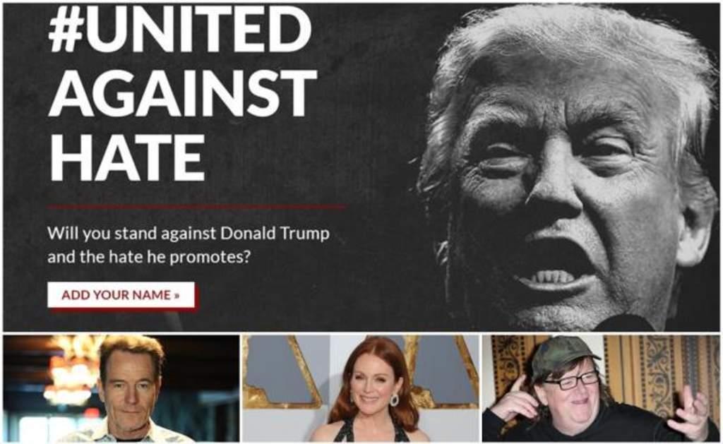 Hollywood contra Trump