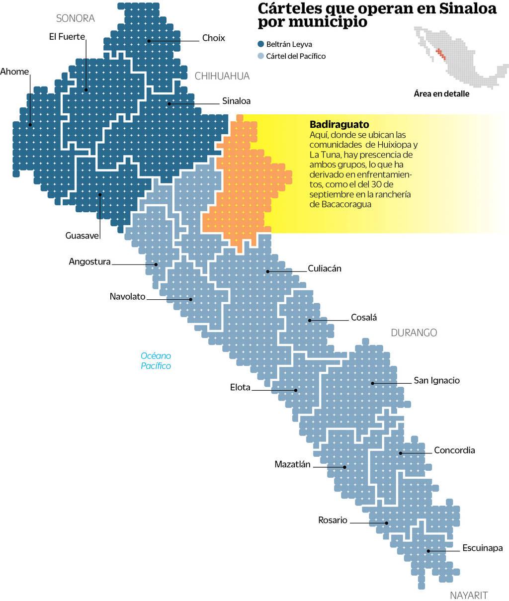 Narcojuniors Se Disputan 18 Alcaldias De Sinaloa Siglo Torreon