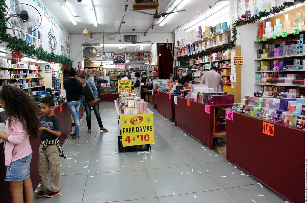 Tendencia. Algunos comerciantes estimaron que las ventas se han contraído  hasta un 60 por ciento 724177602126c