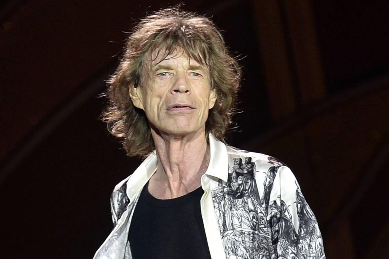 Nace el octavo hijo del cantante Mick Jagger